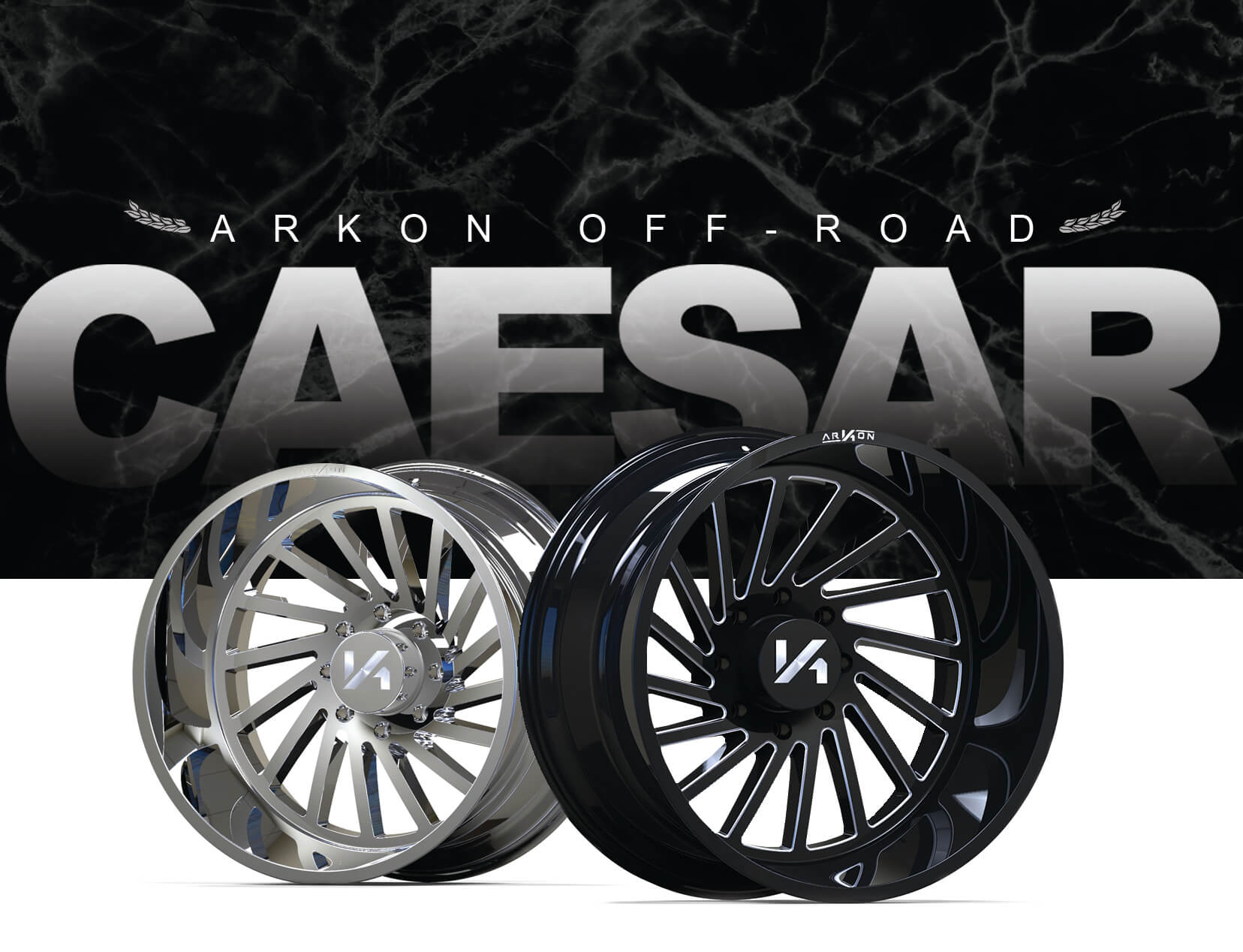 ARKON OFF-ROAD's Newest Wheel - Caesar