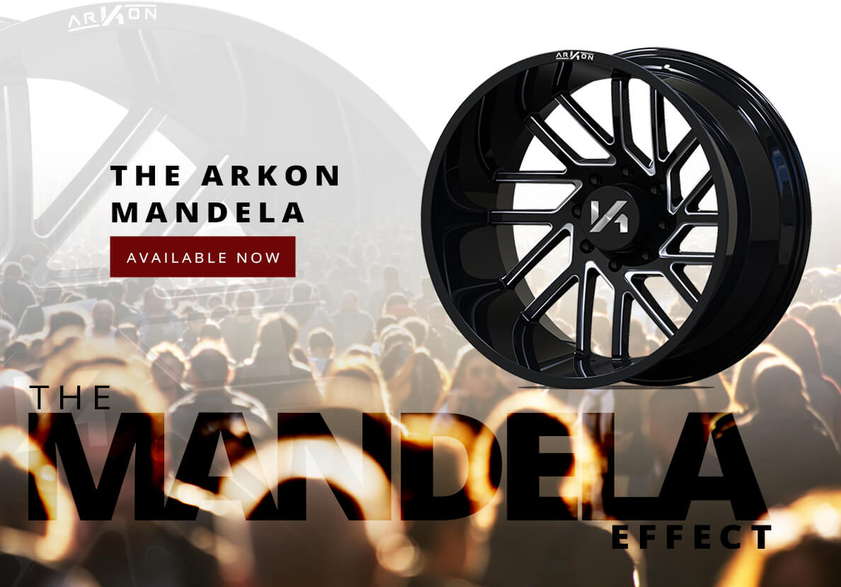 ARKON OFF-ROAD's - Mandela