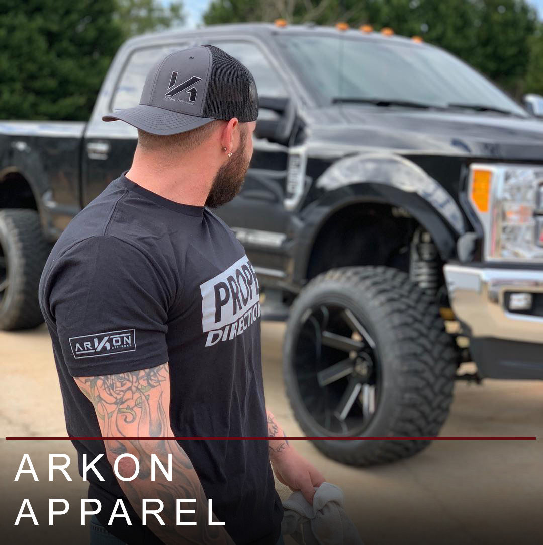 Shop ARKON Apparel