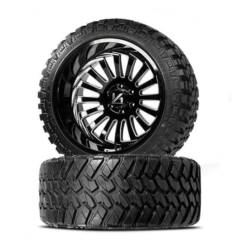 Build A Package | Wheels & Tires