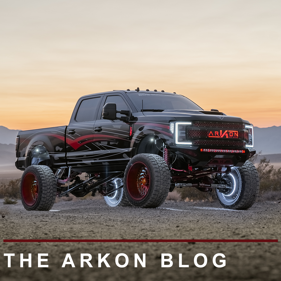 Read ARKON Blogs