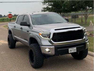 "2019 Toyota Tundra - 20x12 -55mm - ARKON OFF-ROAD Cleopatra - Suspension Lift 6"" - 295/65R20"