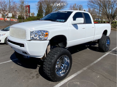 "2009 Dodge Ram 2500 - 24x14 -81mm - ARKON OFF-ROAD Caesar - Suspension Lift 10"" - 40"" x 15.5"""