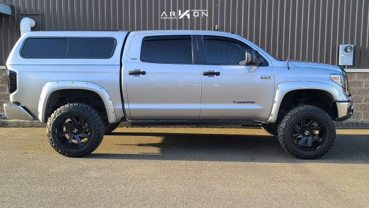 "2014 Toyota Tundra - 20x12 -51mm - ARKON OFF-ROAD Lincoln - Suspension Lift 4.5"" - 35"" x 12.5"""