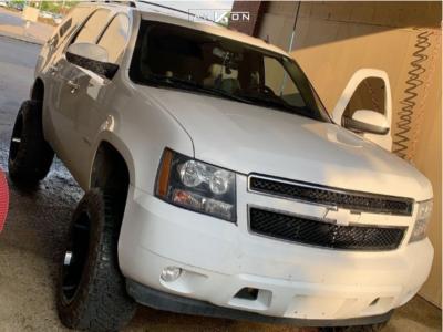 "2009 Chevrolet Tahoe - 20x12 -51mm - ARKON OFF-ROAD Lincoln - Suspension Lift 3.5"" - 33"" x 12.5"""