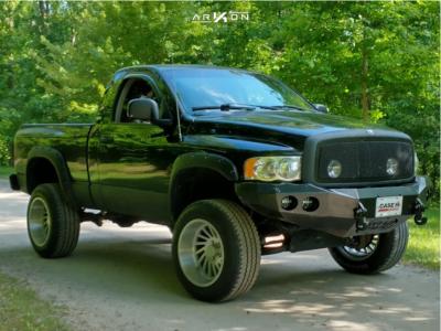 2003 Dodge Ram 1500 - 20x12 -51mm - ARKON OFF-ROAD Caesar - Leveling Kit - 285/60R20