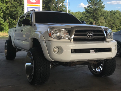 "2010 Toyota Tacoma - 24x14 -81mm - ARKON OFF-ROAD Lincoln - Suspension Lift 4"" - 33"" x 12.5"""