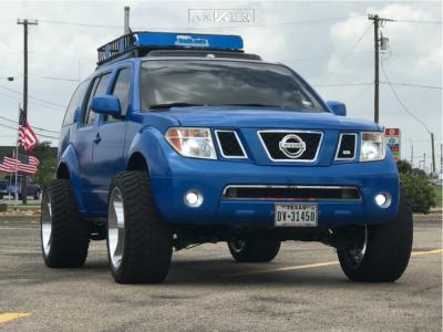 "2007 Nissan Pathfinder - 22x12 -51mm - ARKON OFF-ROAD Lincoln - Leveling Kit - 33"" x 12.5"""