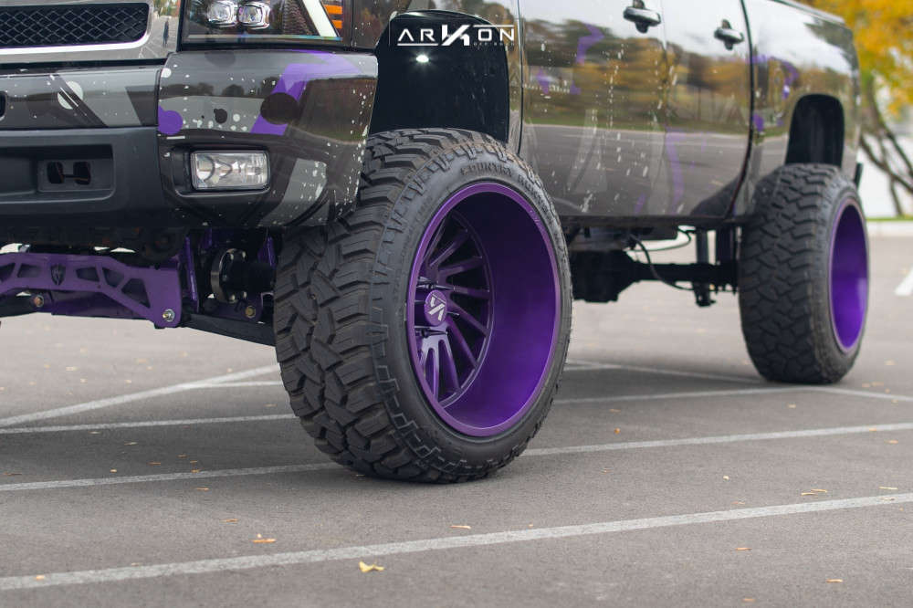 9 2011 Silverado 1500 Chevrolet Mcgaughys Suspension Lift 9in Arkon Off Road Caesar Custom