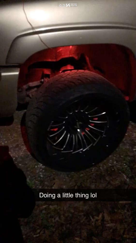 7 2005 Sierra 1500 Gmc 3 Inch Level Body Lift 3in Arkon Off Road Caesar Machined Accents