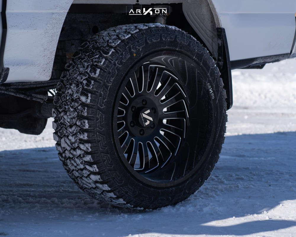 4 2015 F 150 Ford Bds Suspension Lift 4in Arkon Off Road Alexander Black