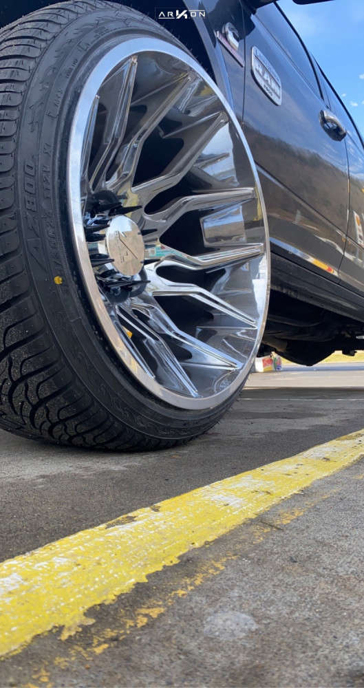 3 2013 2500 Ram 2 Inch Level Leveling Kit Arkon Off Road Roosevelt Chrome
