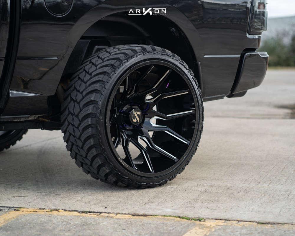 5 2014 Ram 1500 Dodge Pro Comp Leveling Kit Arkon Off Road Roosevelt Black