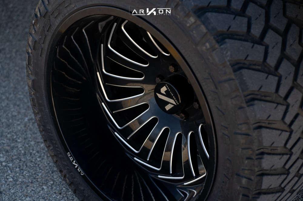 4 2008 Silverado 1500 Chevrolet Rough Country Suspension Lift 6in Arkon Off Road Alexander Black