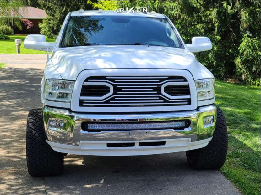 3 2014 2500 Ram 3 Inch Level Leveling Kit Arkon Off Road Caesar Chrome