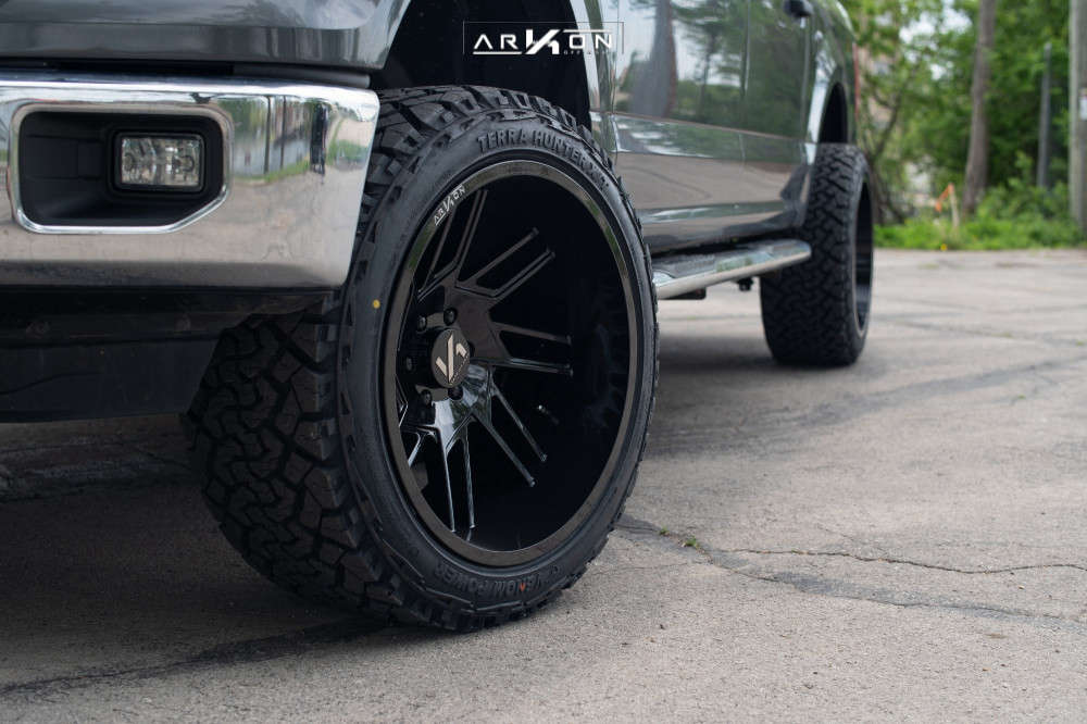 6 2015 F 150 Ford Halo Lift Suspension Lift 3in Arkon Off Road Davinci Black