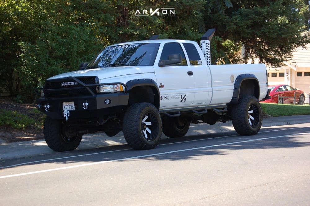 1 2001 Ram 2500 Dodge Bds Suspension Lift 5in Arkon Off Road Lincoln Custom