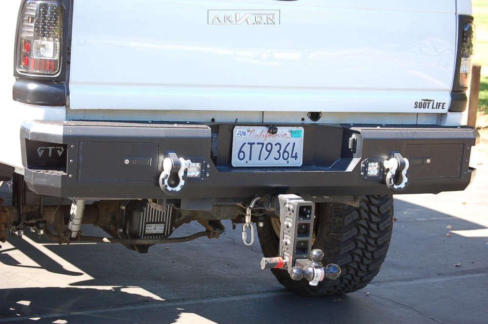 13 2001 Ram 2500 Dodge Bds Suspension Lift 5in Arkon Off Road Lincoln Custom