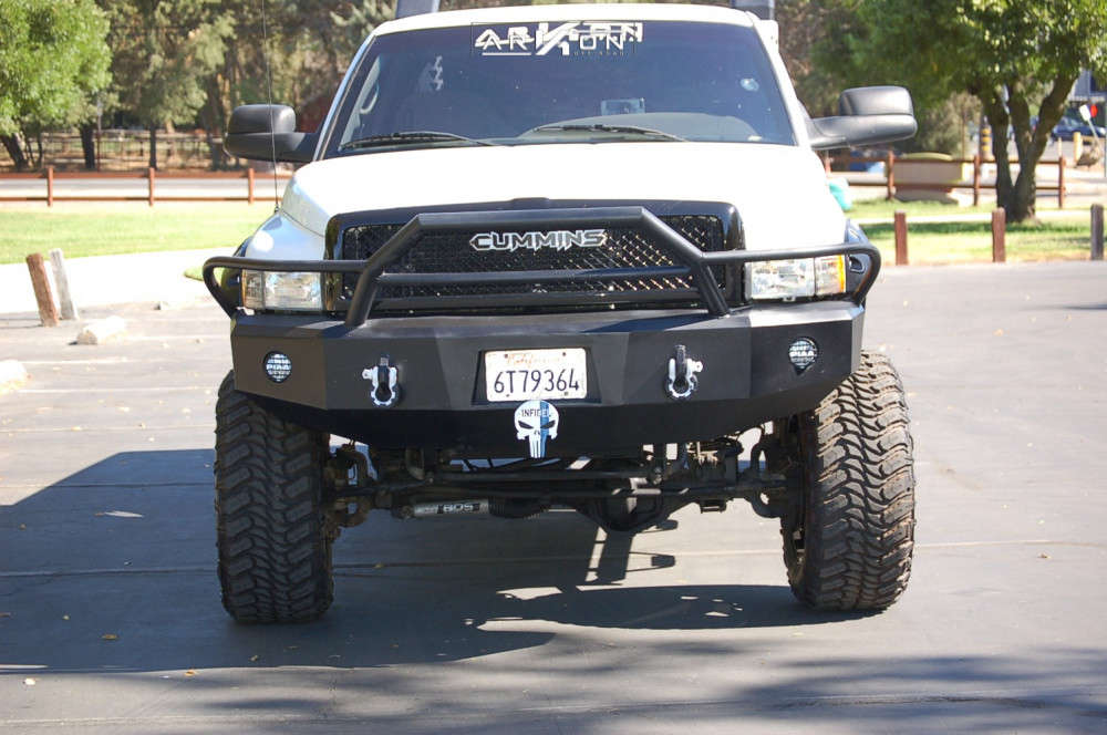 2 2001 Ram 2500 Dodge Bds Suspension Lift 5in Arkon Off Road Lincoln Custom
