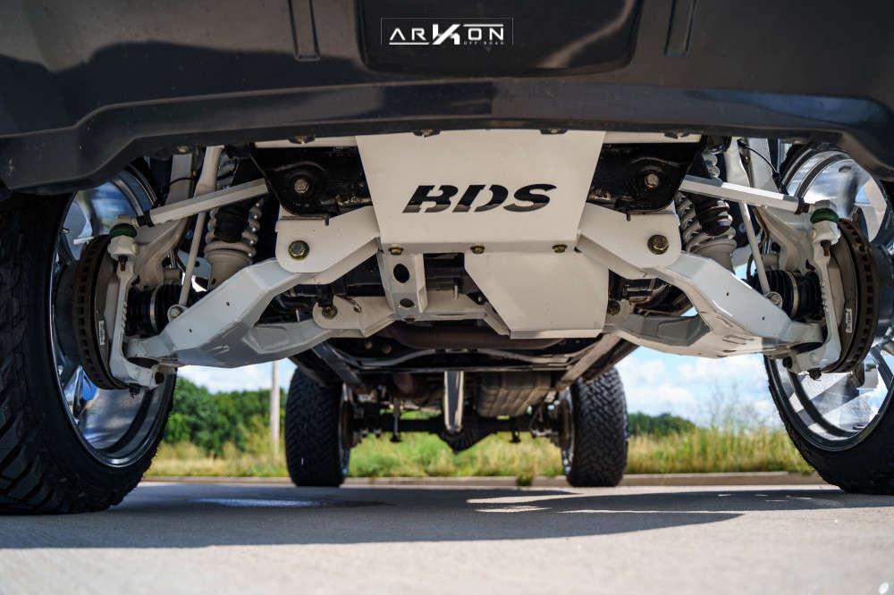 5 2015 Silverado 2500 Hd Chevrolet Bds Suspension Lift 65in Arkon Off Road Lincoln Chrome