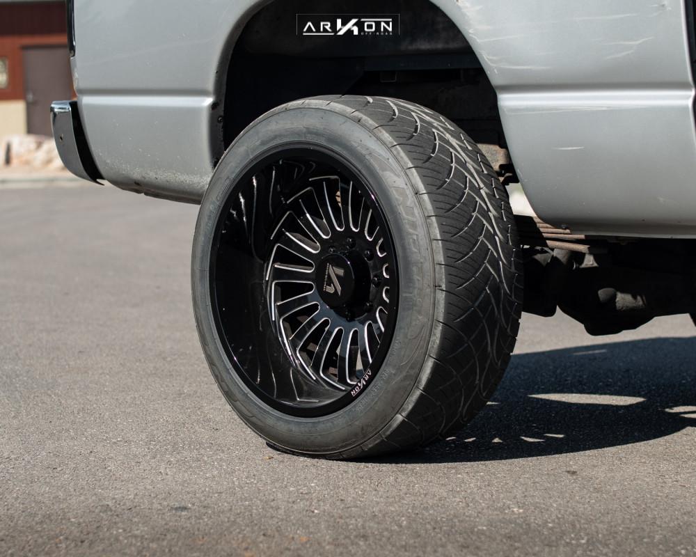 10 2005 2500 Ram Skyjacker Leveling Kit Arkon Off Road Alexander Machined Accents