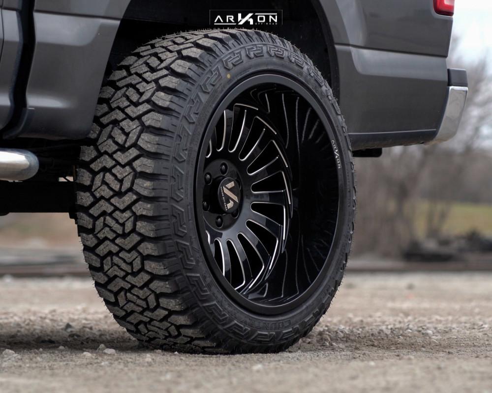 6 2015 F 150 Ford Halo Lift Suspension Lift 3in Arkon Off Road Alexander Black