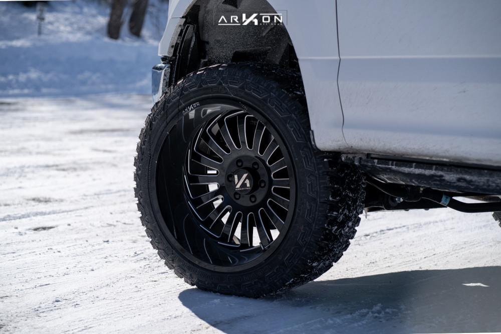3 2015 F 150 Ford Bds Suspension Lift 4in Arkon Off Road Alexander Black