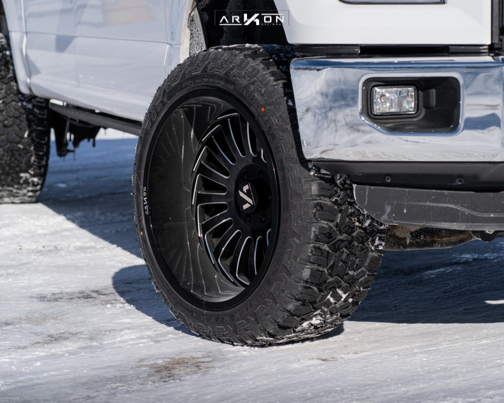5 2015 F 150 Ford Bds Suspension Lift 4in Arkon Off Road Alexander Black