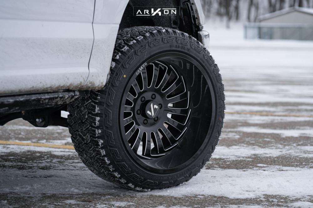 9 2015 F 150 Ford Bds Suspension Lift 4in Arkon Off Road Alexander Black