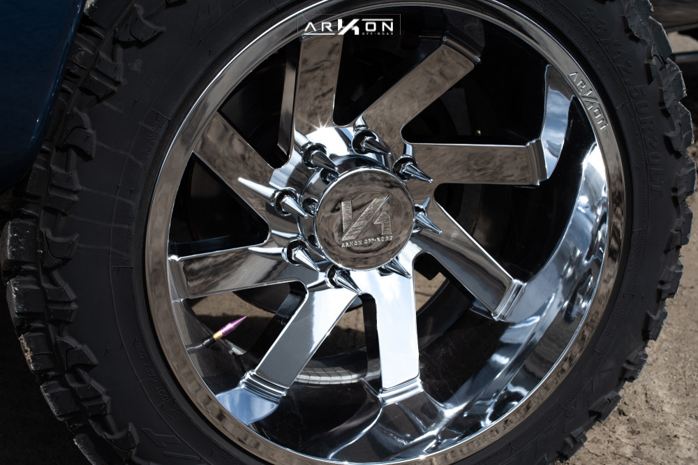 4 2006 Ram 2500 Dodge 2 Inch Level Leveling Kit Arkon Off Road Lincoln Chrome