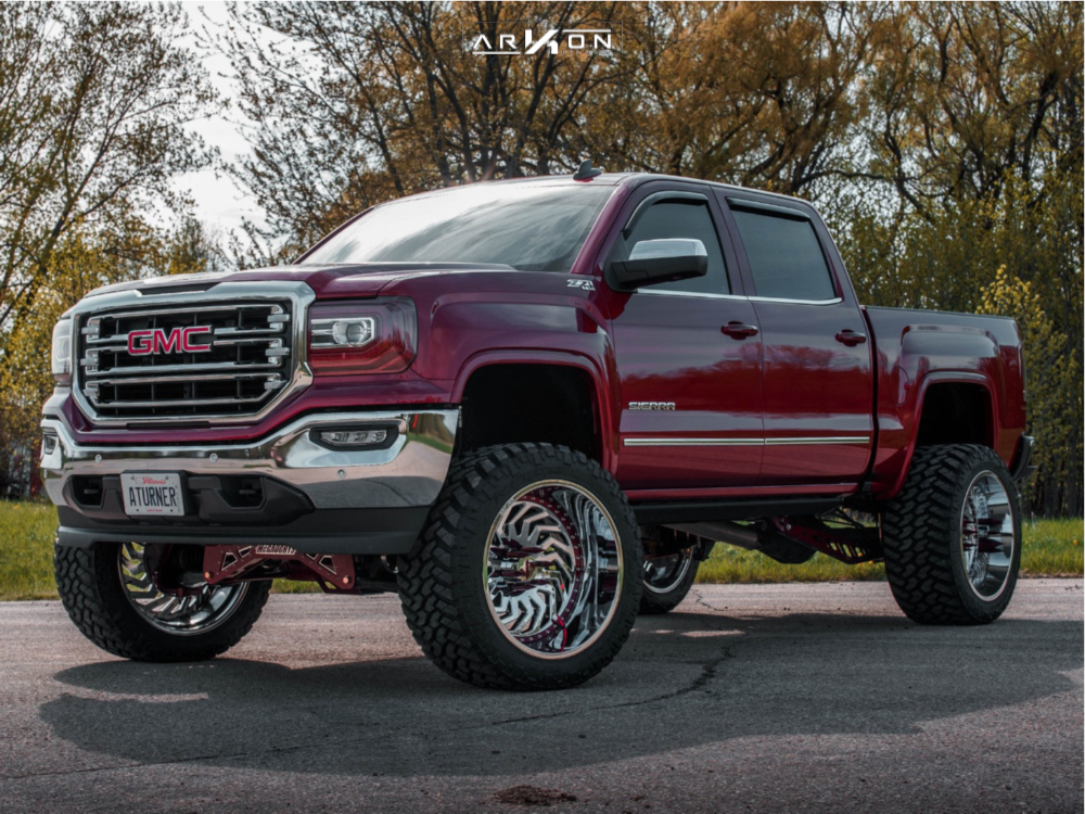 2018 Gmc Sierra 1500 Arkon Off Road Crown Series Victory
