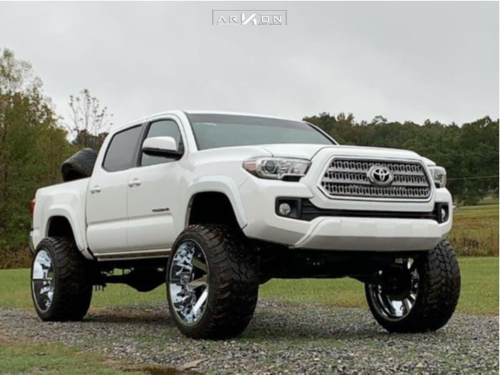 2016 Toyota Tacoma Arkon Off Road