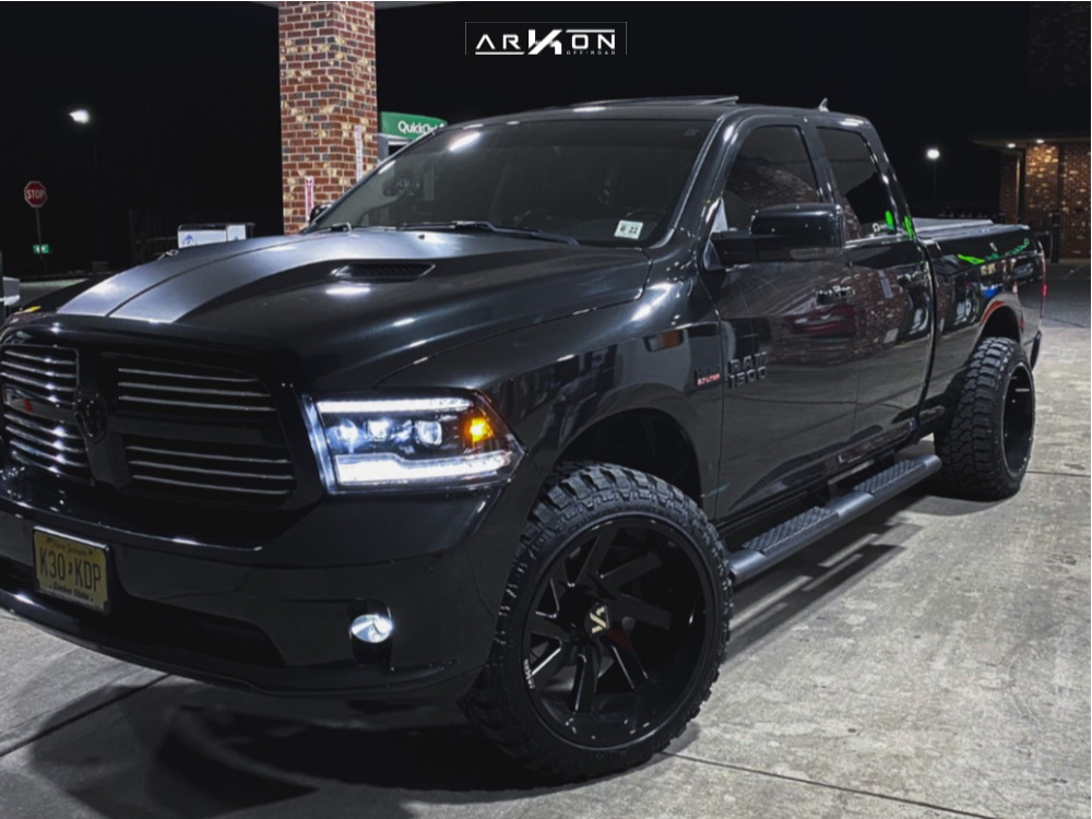 kit leveling arkon ram 1500 proryde lincoln road customwheeloffset 22x12 dodge offroad